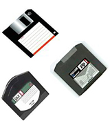 Floppy Disc, Zip Disc, Jaz Disc, best pricing, sale pricing, digital conversion, to CD, DVD, Computer, PC, or Mac