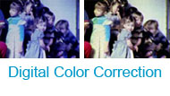 Color Correction for your 8mm, Super 8, Super-8, 16mm Film, Digital Restoration